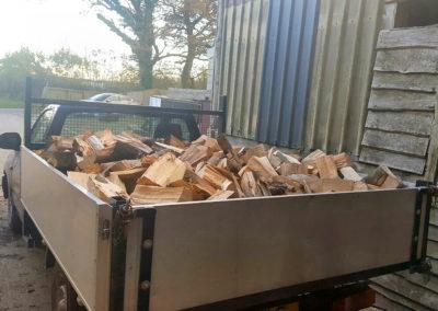 1.5 cubic metres truckload - £140
