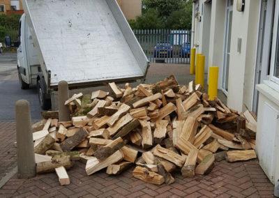 3 cubic metres truckload - £260